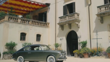 Fiat 1100 Charmant Vignale