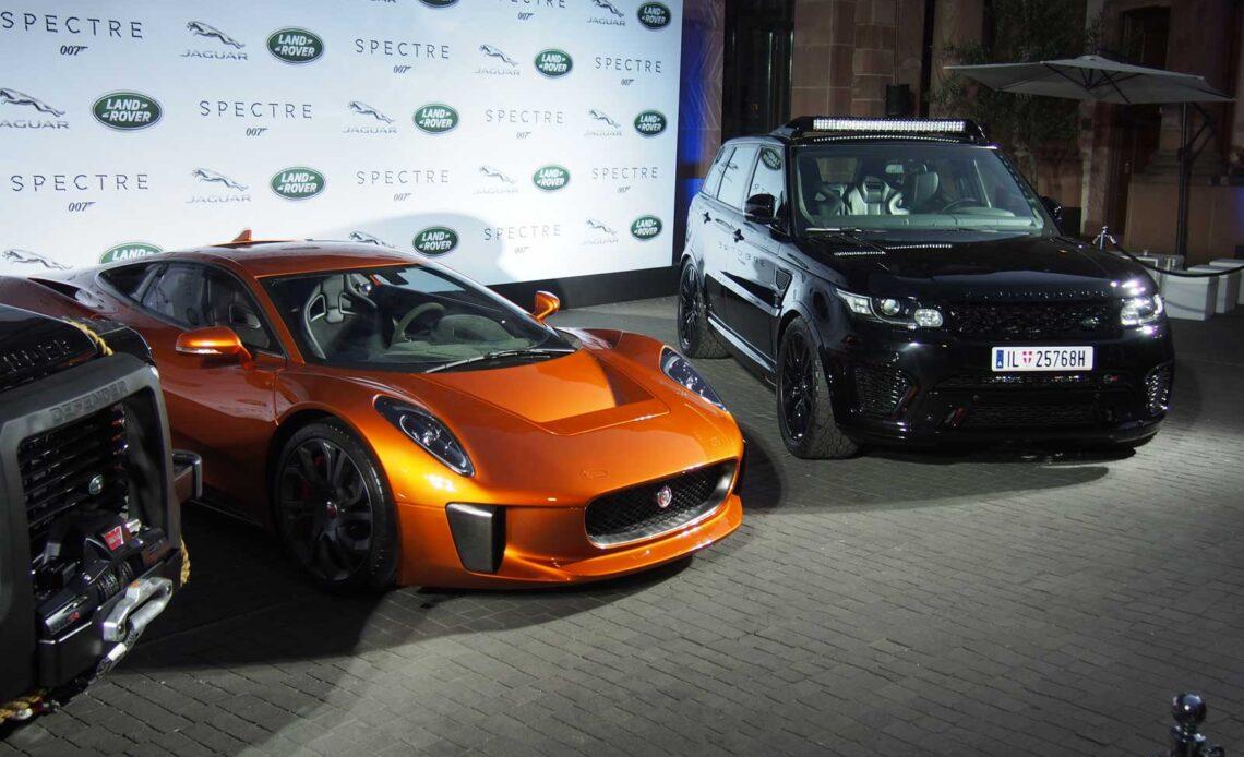 Jaguar-Land Rover