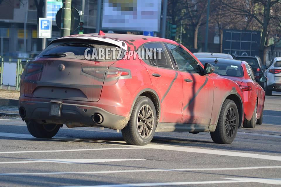 Alfa Romeo Stelvio Spec Us