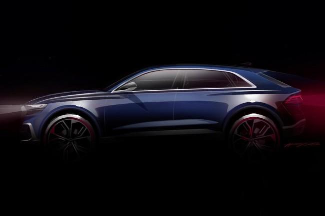 Audi Q8 Concepet