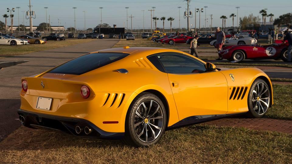 Ferrari SP 275 SW Competizione