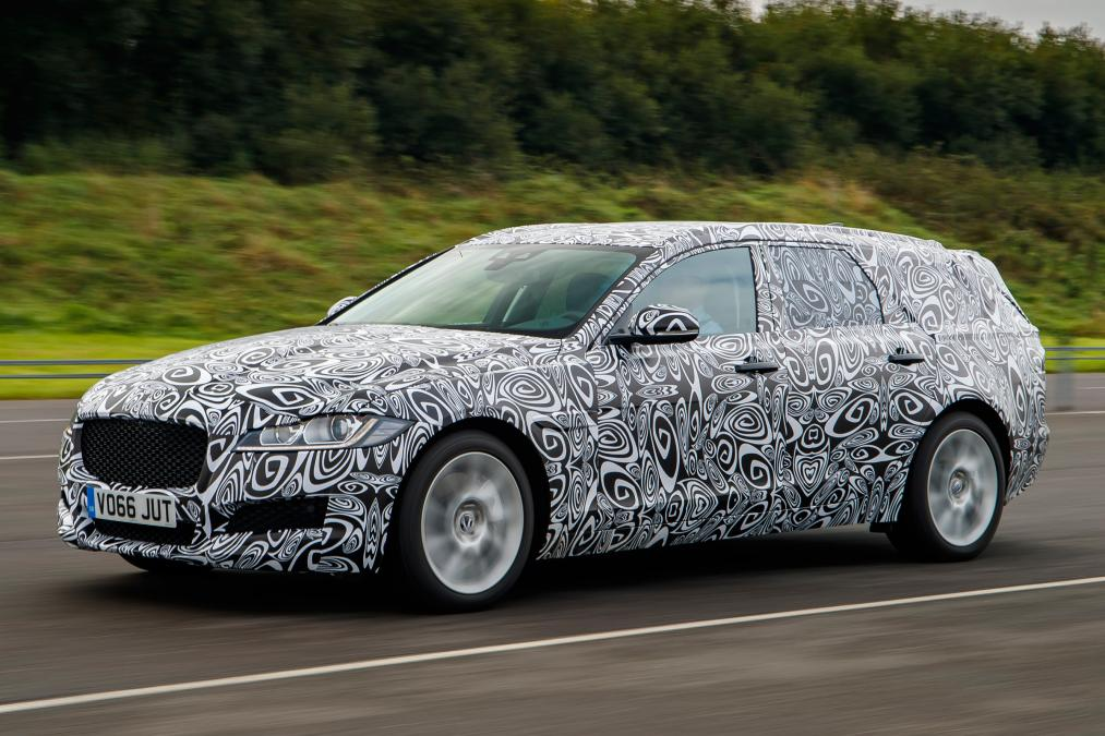 Jaguar XF Sportbrake: