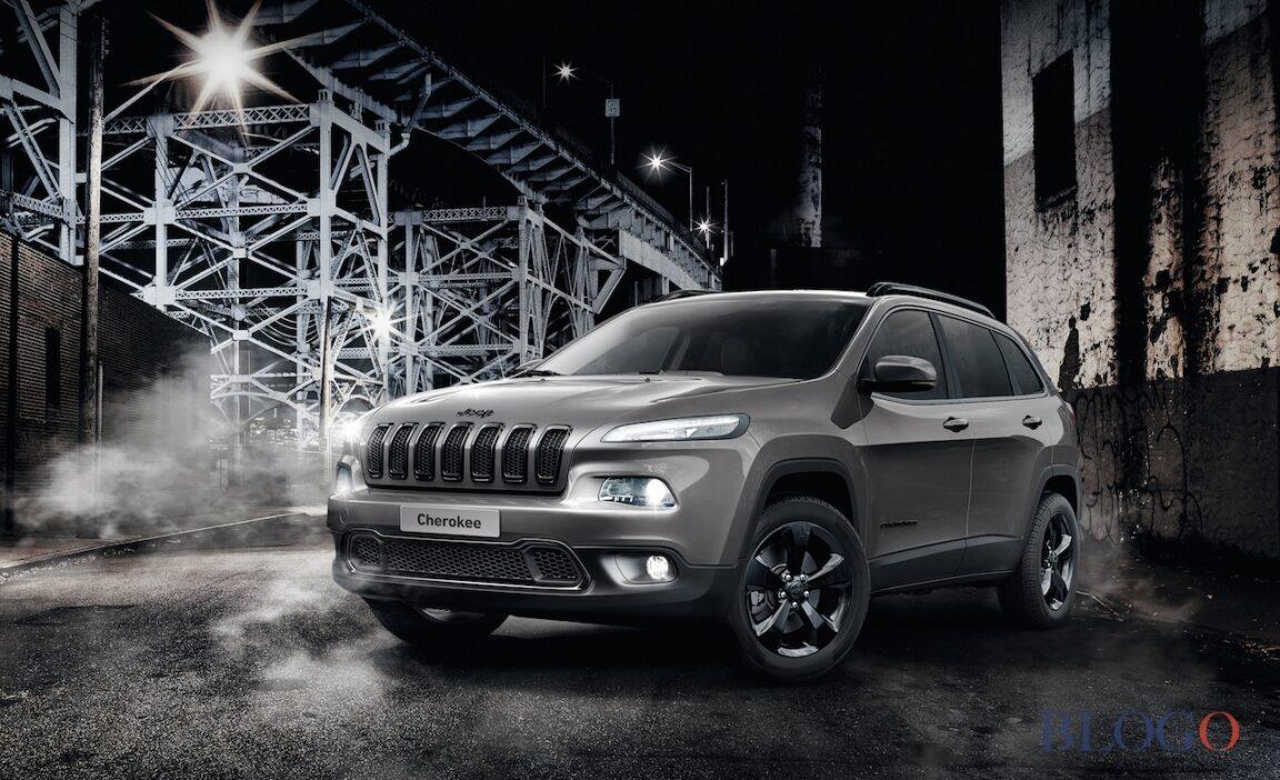 Jeep Cherokee Night Eagle 2017