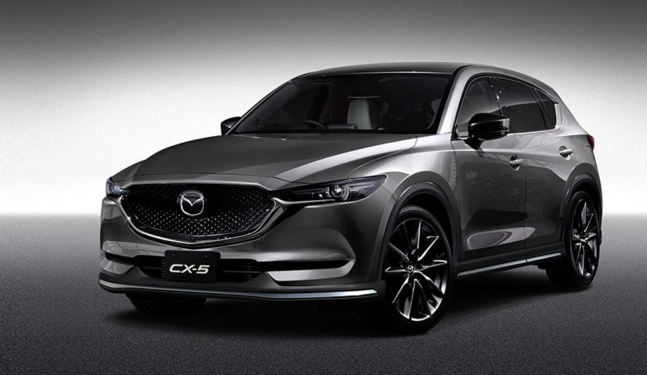 Mazda CX-5 Custom Style