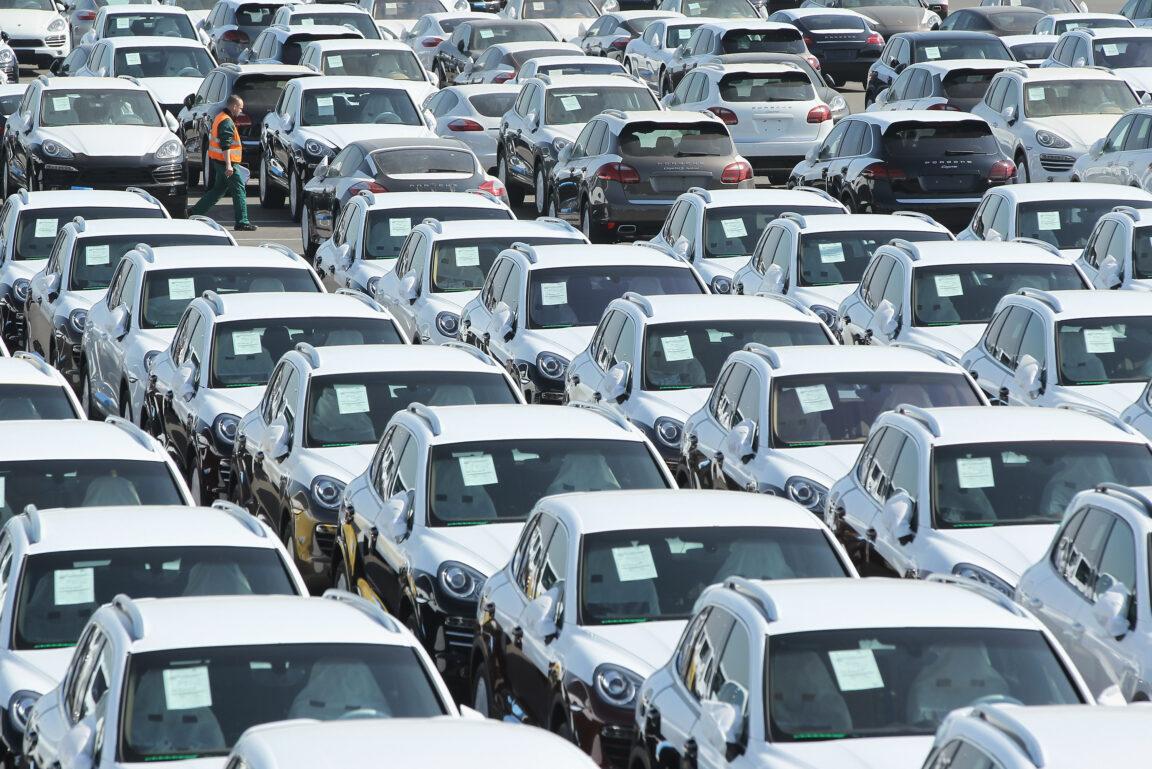 Mercato auto Germania