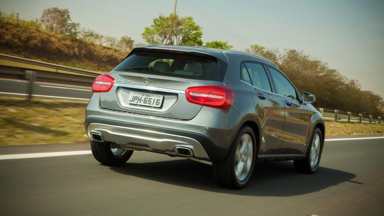 Mercedes-Benz GLA restyling