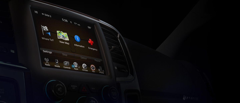 Uconnect Fiat Chrysler