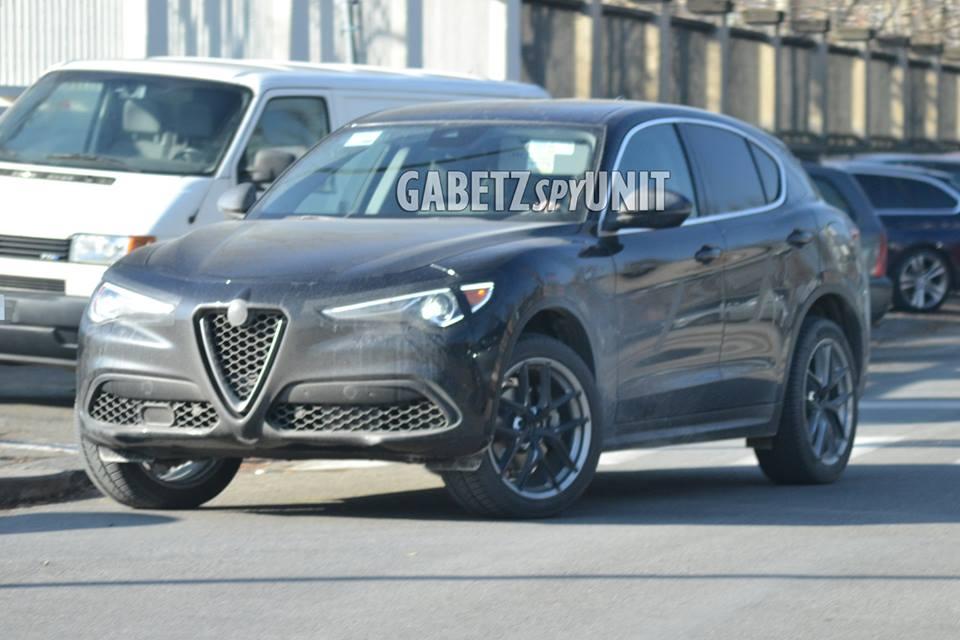 Alfa Romeo Stelvio US