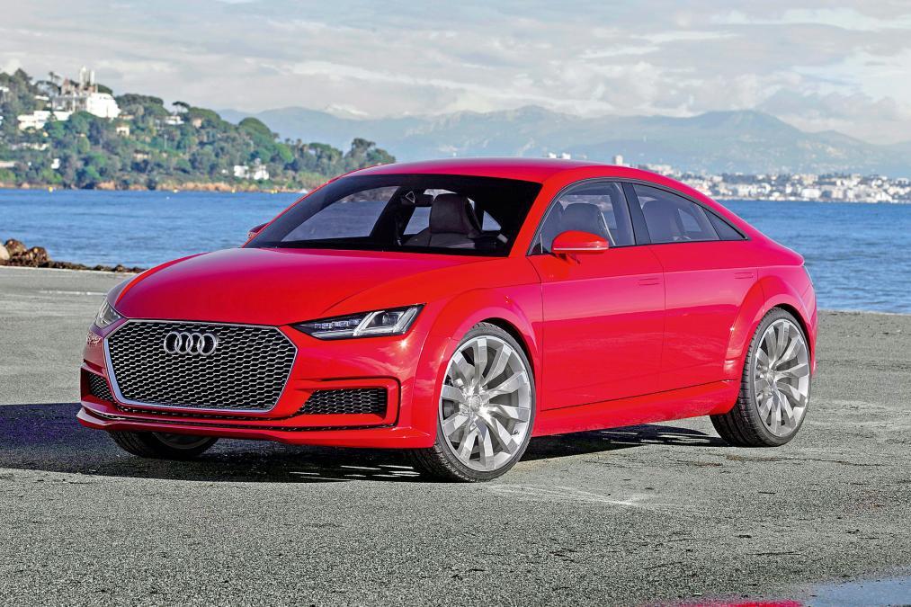 Audi A3 coupe