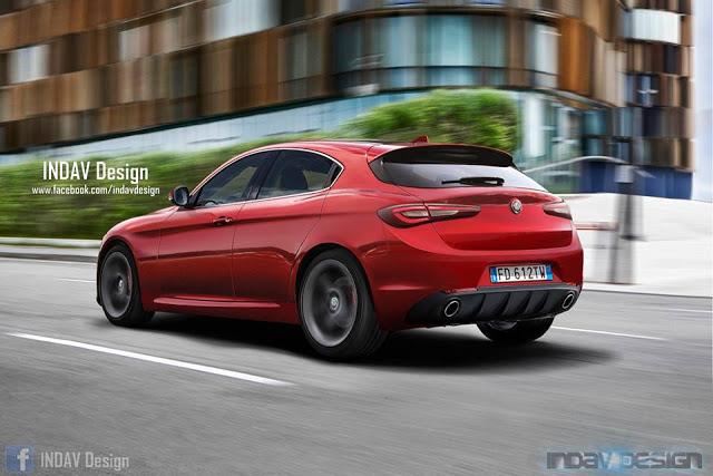 Nuova Alfa Romeo Giulietta 2019