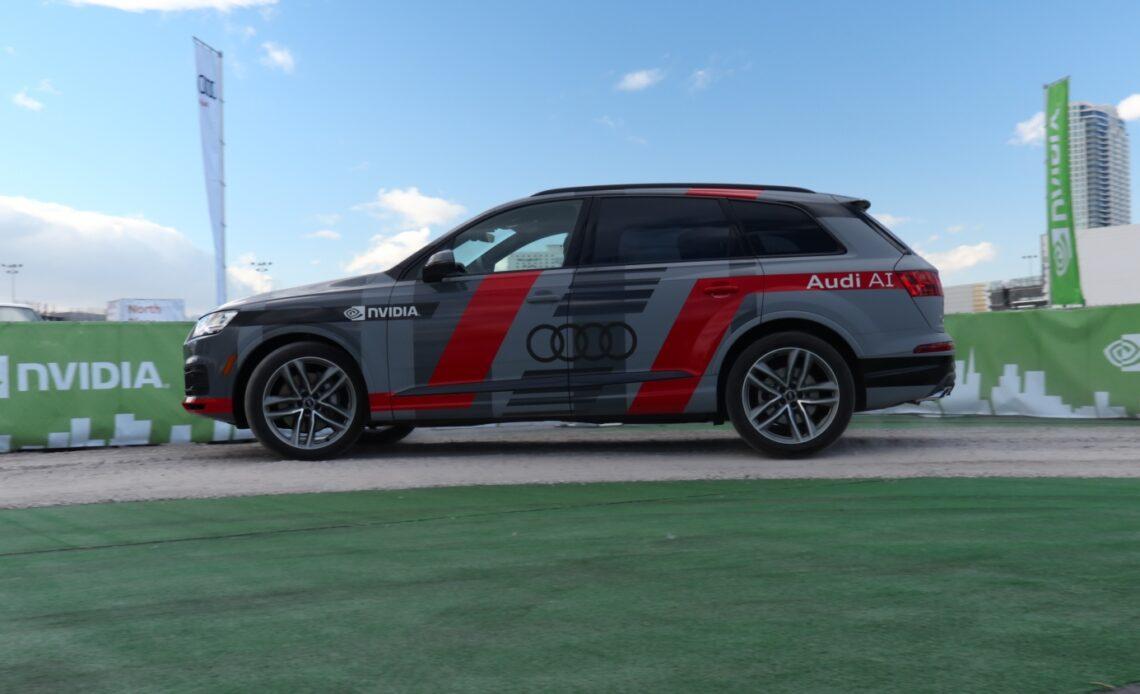 Nvidia e Audi Q7