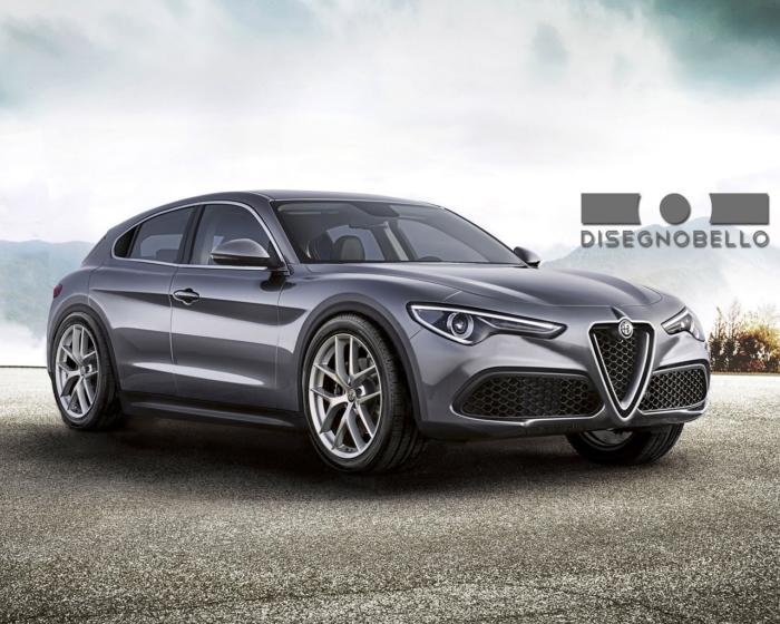 Alfa Romeo Giulietta Crossover
