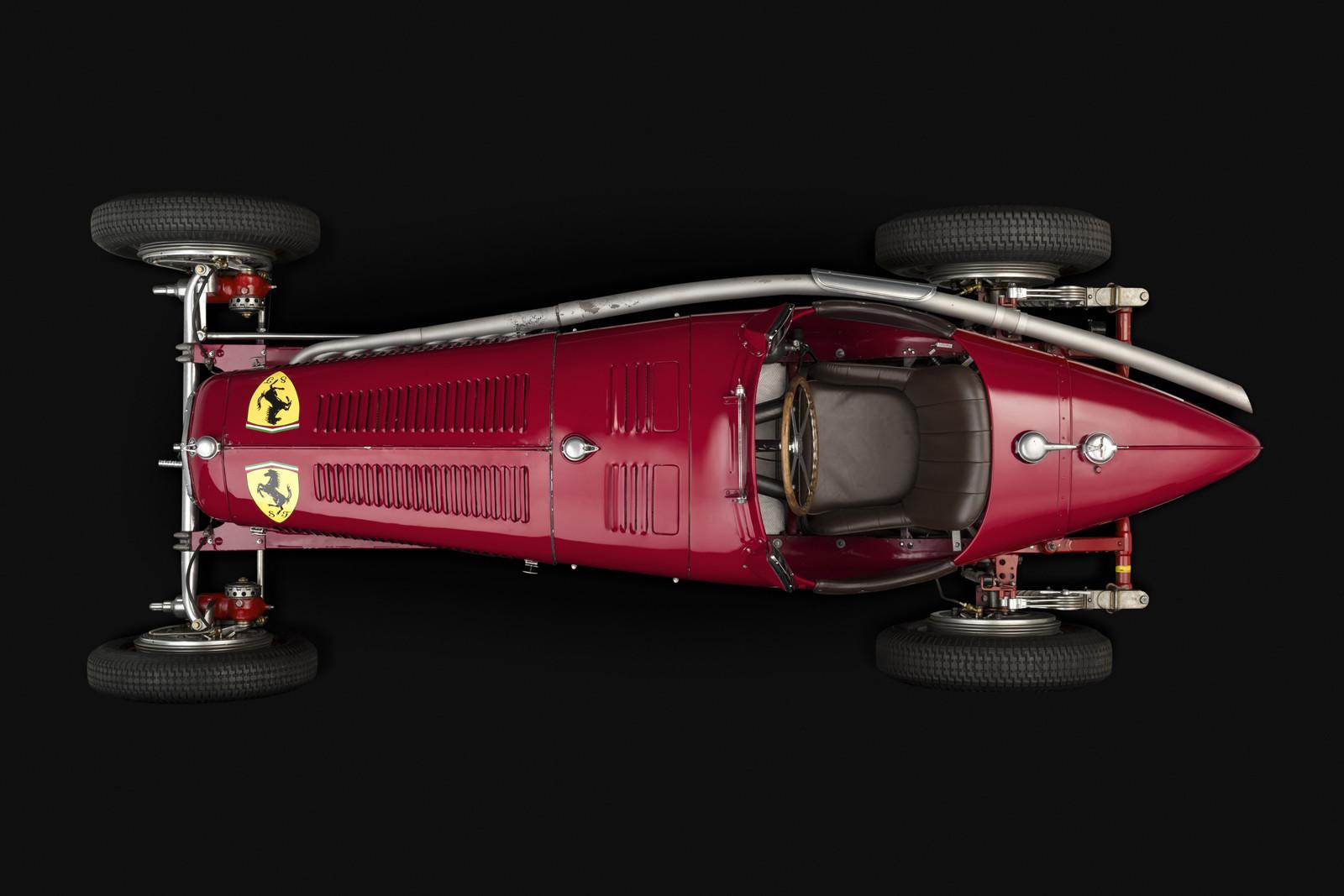 Alfa Romeo Tipo B P3 del 1934