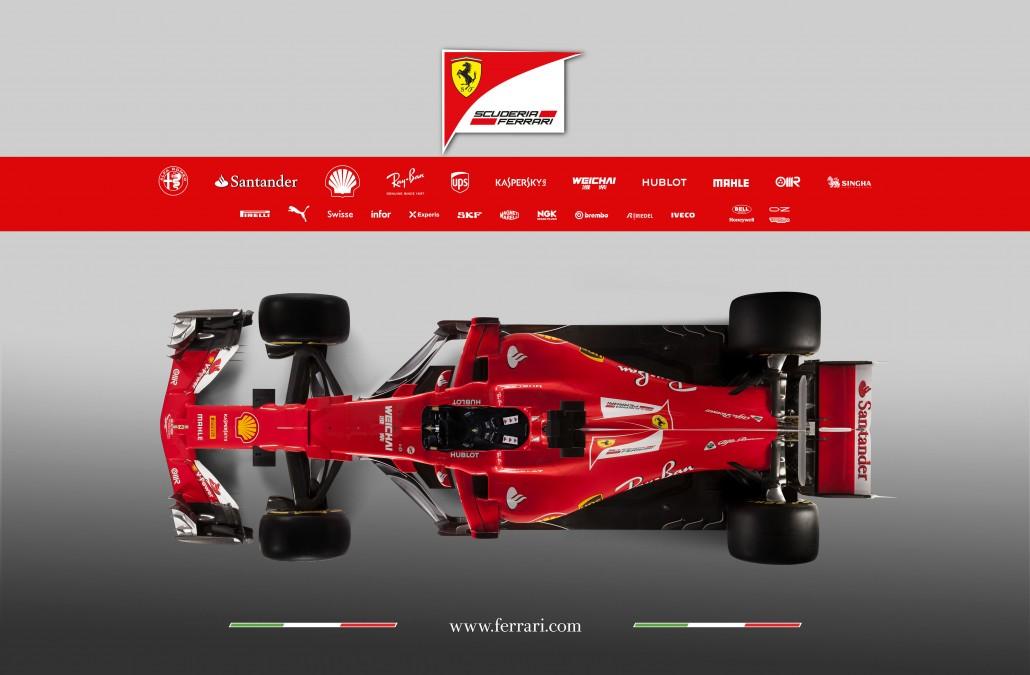 Ferrari SF 70 H