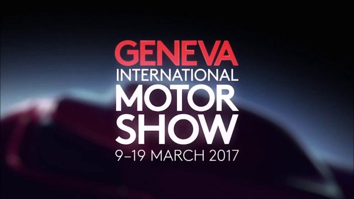 Salone auto di Ginevra 2017