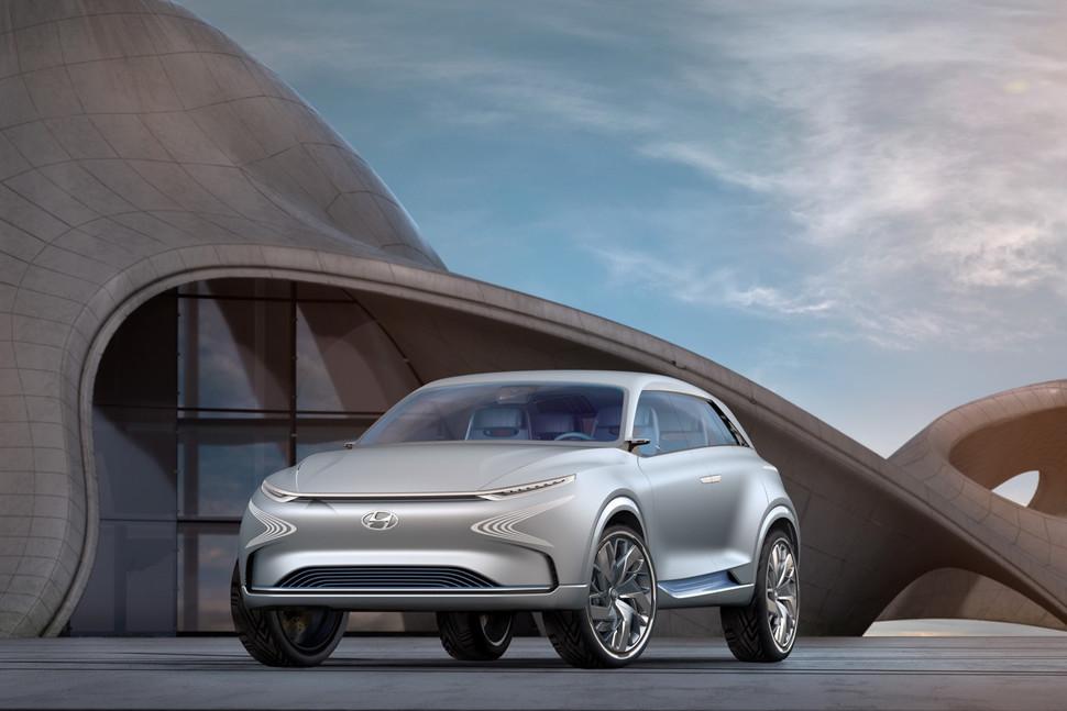Hyundai FE Fuell Cell