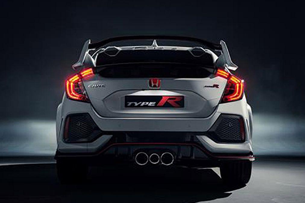 Nuova Honda Civic Type R