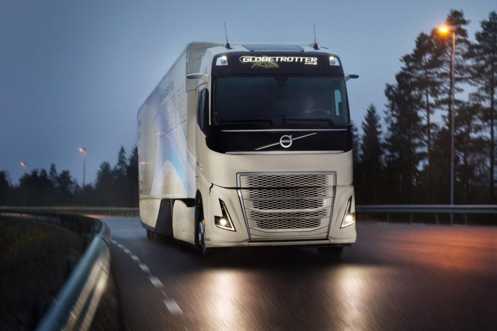 Volvo Truck Concept Hybrid 1