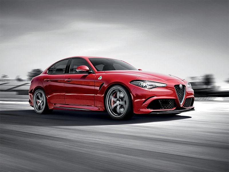 Alfa Romeo Giulia Quadrifoglio 2018: dotazione più ricca e prezzo più elevato negli USA