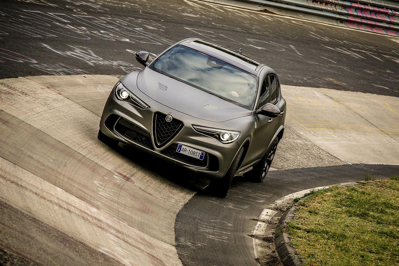 Alfa Romeo Stelvio Quadrifoglio NRING