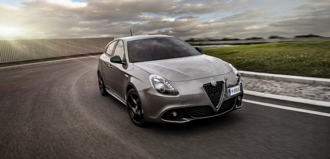 Alfa Romeo Giulietta B-Tech