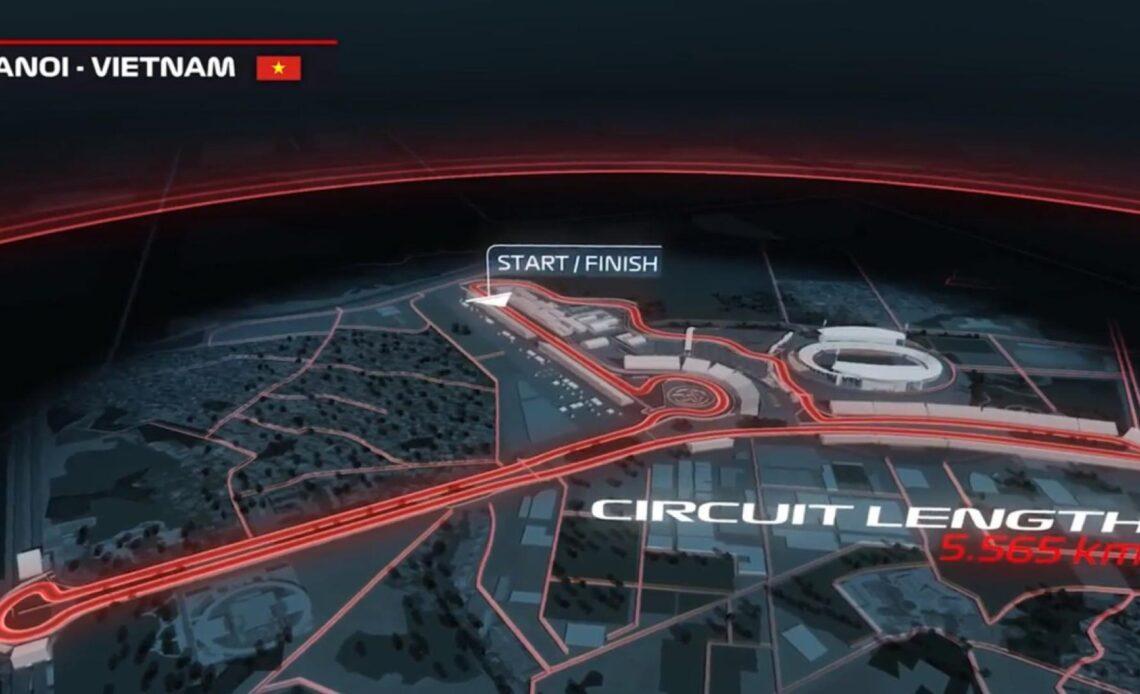 Formula 1 Gp del Vietnam