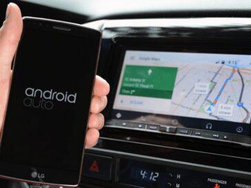 Google Maps - Android Auto