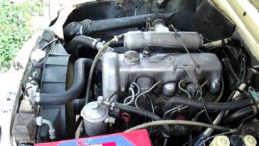 Motore ciclo diesel