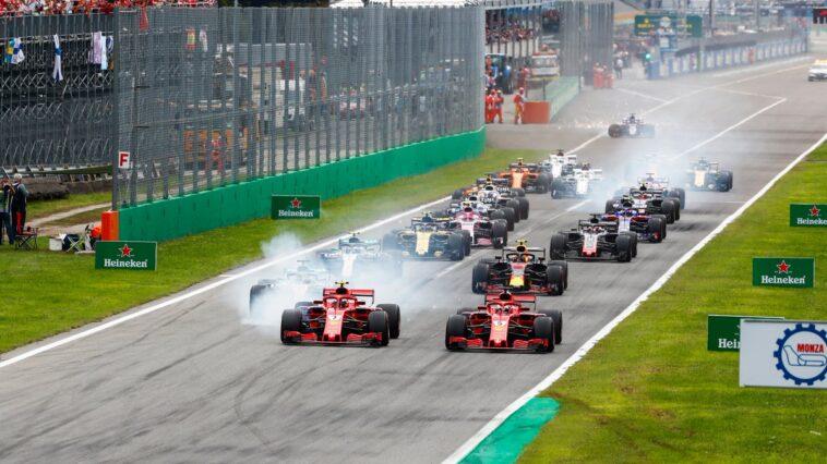 Formula 1 Gp Monza