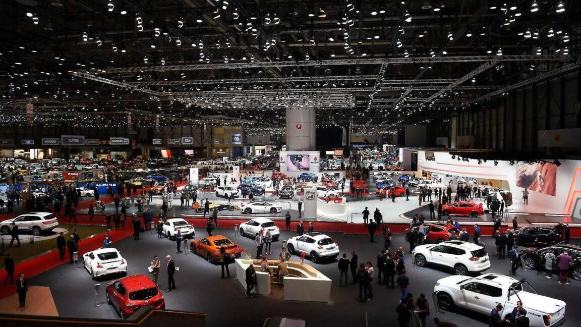 Salone dell'auto di Ginevra
