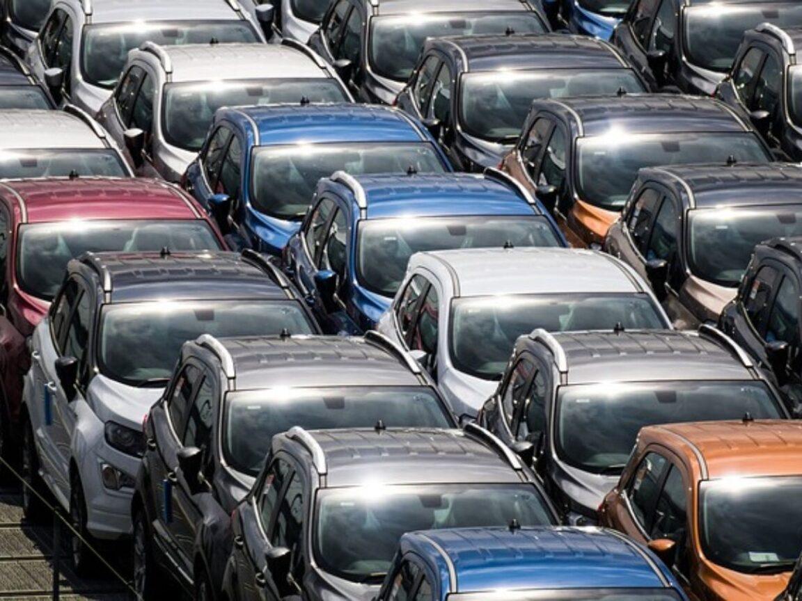 Vendite di auto