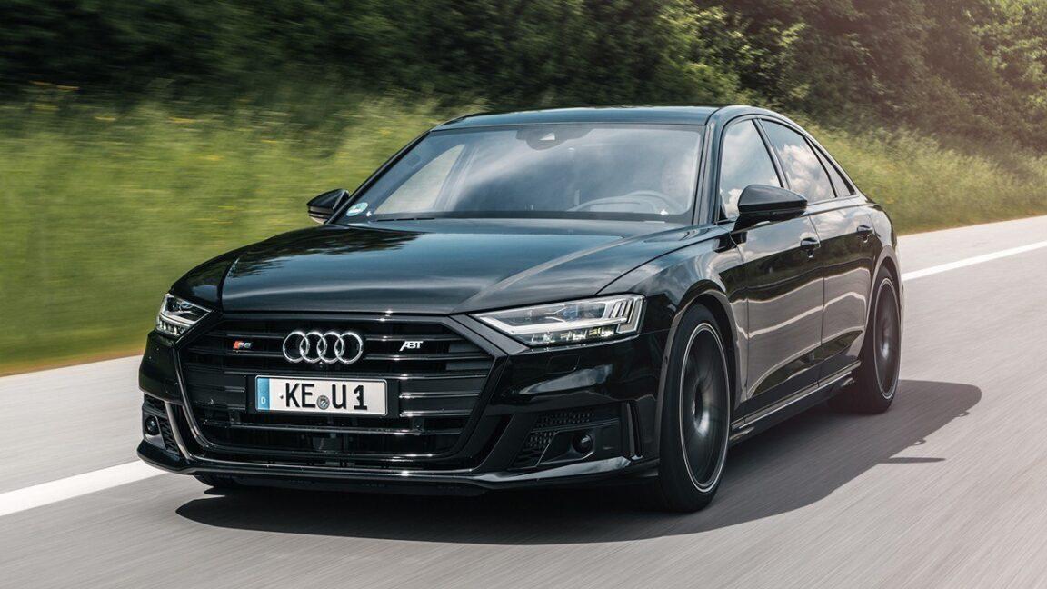 Audi S8 di ABT Sportsline