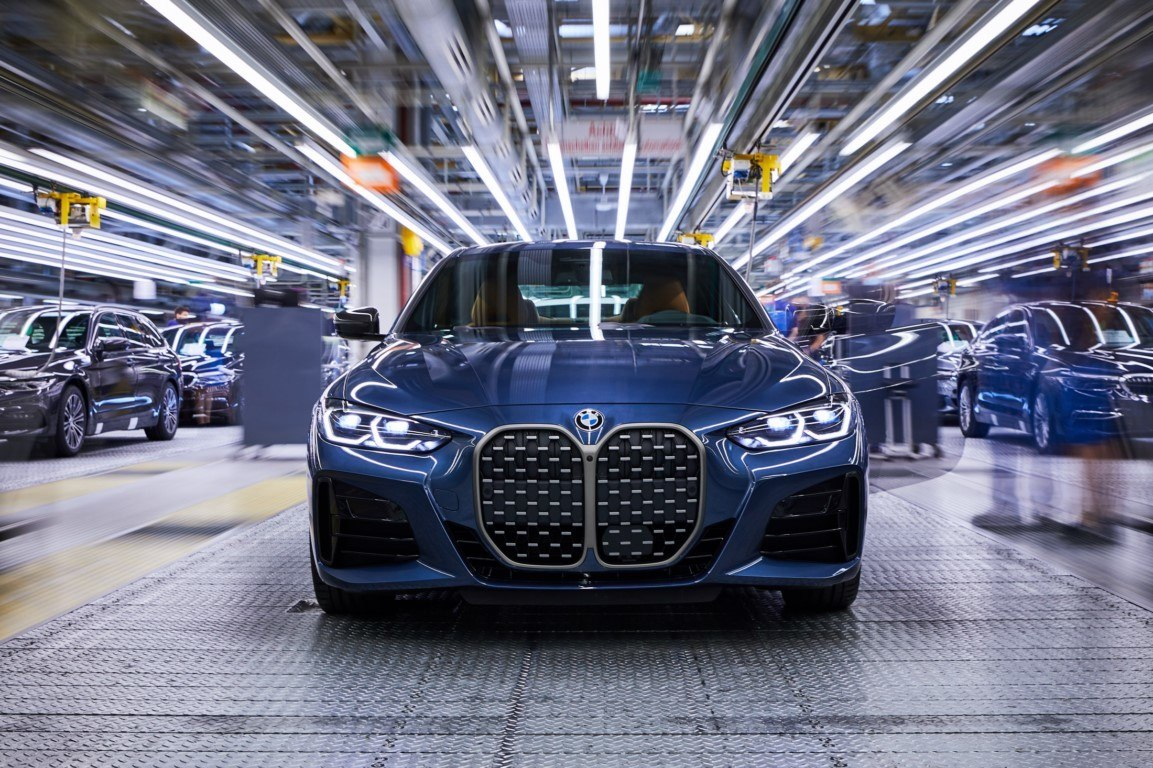 Nuova BMW Serie 4 Coupé