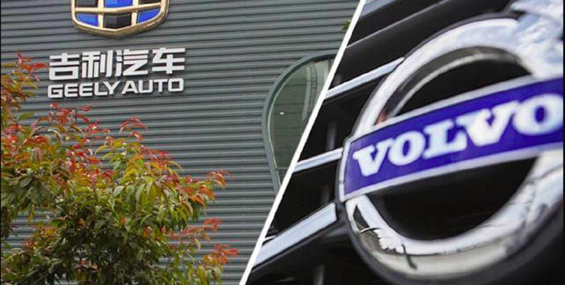 Volvo e Geely