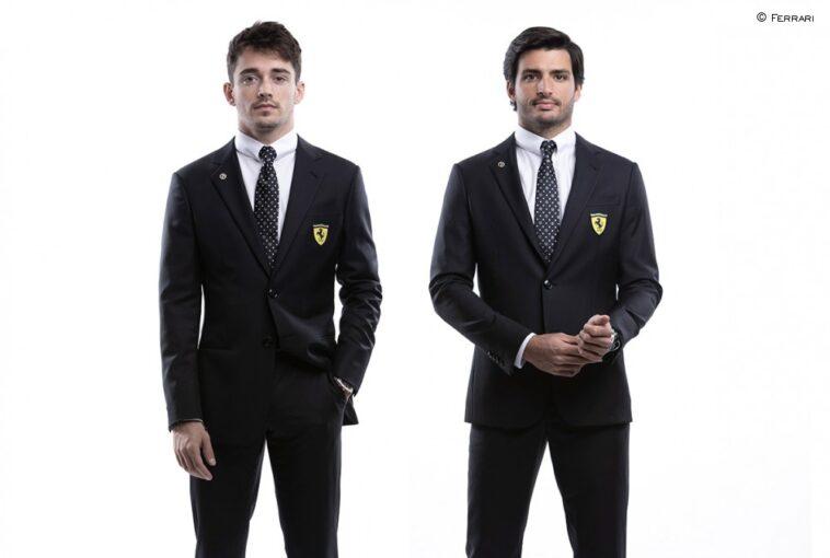 Leclerc e Sainz