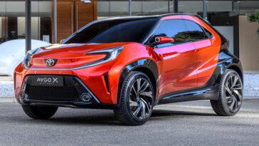 Toyota Aygo x-Prologue