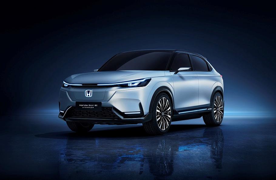Honda SUV e prototype
