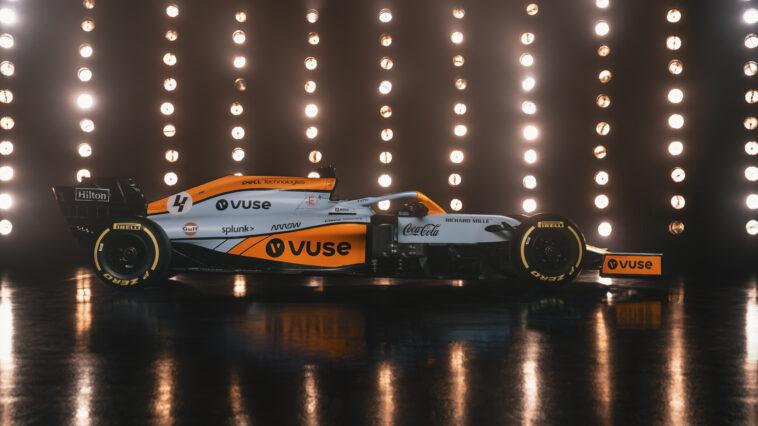 F1: McLaren correrà il GP di Monaco con la storica livrea Gulf