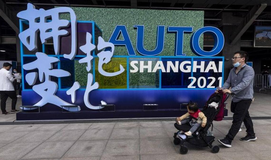 Salone di shanghai 2021