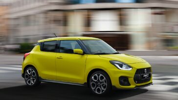 suzuki swift hybrid 1.2 cool 2wd mt