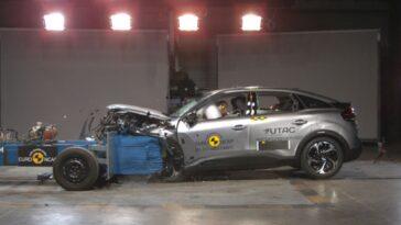 citroen c4 crash test
