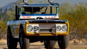 Una speciale Ford Bronco venduta all'asta per quasi 2 milioni di dollari