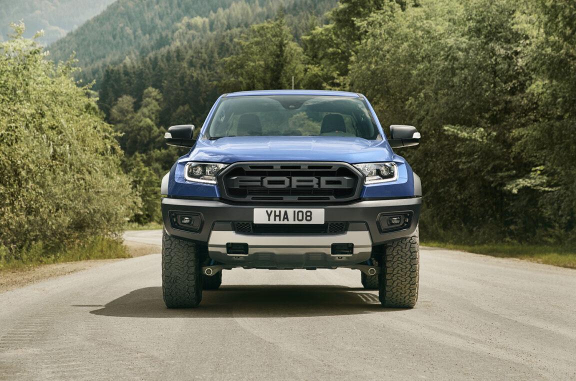 Ford Ranger Raptor di nuova generazione monterà il 3 litri V6 EcoBoost