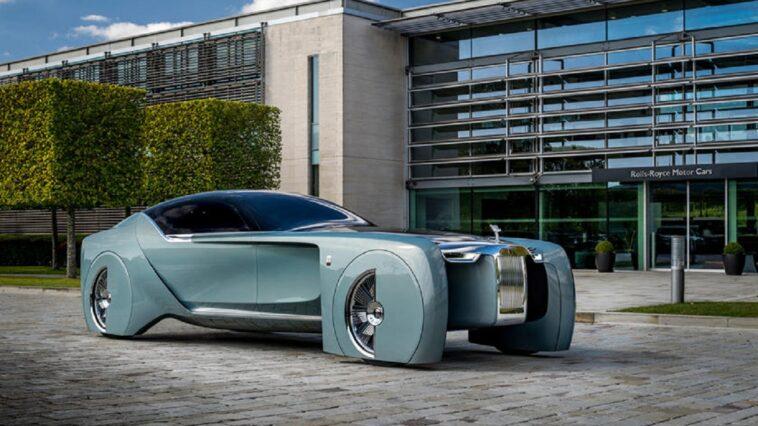 Rolls-Royce: svelato il nome della prima auto elettrica della Casa