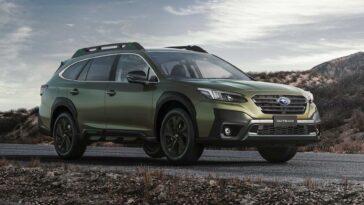 Subaru Outback arriva nel Regno Unito questo mese ad un prezzo di partenza di 34 mila sterline