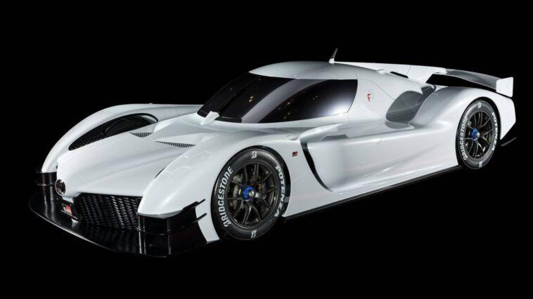 Toyota GR Super Sport potrebbe avere più di 1000 cv