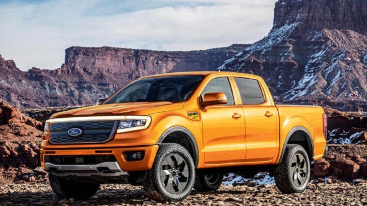 Ford Ranger verrà riproposto come pick-up elettrico