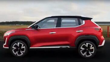 Nissan B-Suv