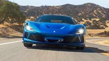 Nuova Ferrari Dino