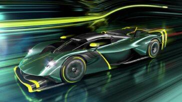 Aston Martin Valkyrie AMR Pro: la hypercar da pista da 1000 cv